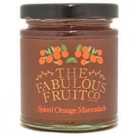 Spiced Orange Marmalade